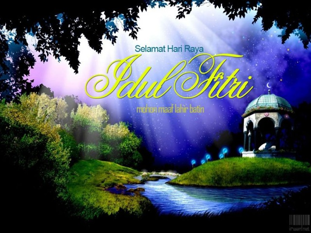 """Kumpulan SMS Ucapan """"Selamat Hari Raya Idul Fitri"""" 2012"""